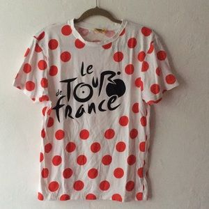 Tops - Tour de France official tee 🇫🇷